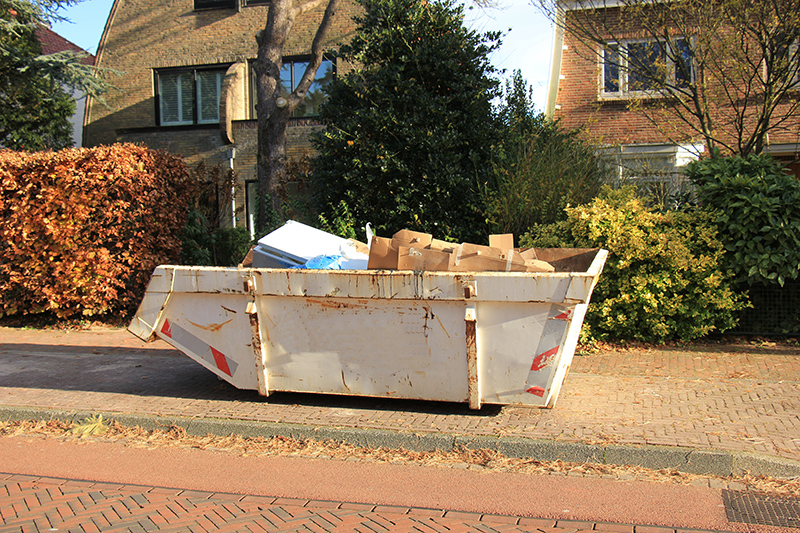 Small Skip Hire in the UK -  United Kingdom